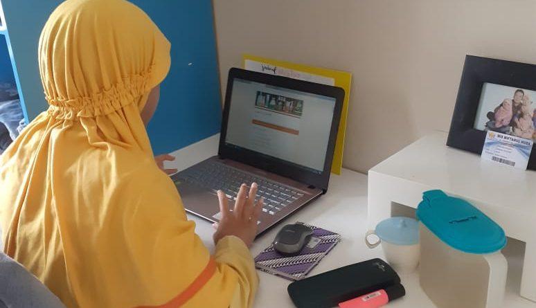 Ujian Online, MIMHa, Sekolah Islam, Sekolah Fullday, SDIT
